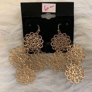 Gold Like Earrings